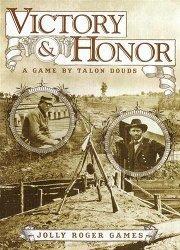 Victory & Honorin kansi