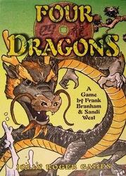 Four Dragonsin kansi