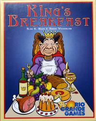 King's Breakfastin kansi