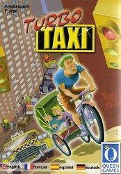 Turbo Taxin kansi