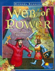 Web of Powerin kansi