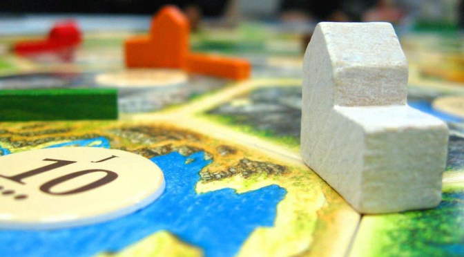 Catan. Kuva: Chris Norwood / BGG