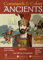 Commands & Colors: Ancients -kansi