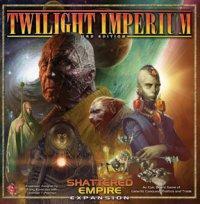 Shattered Empiren kansi