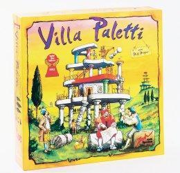 Villa Palettin kansi