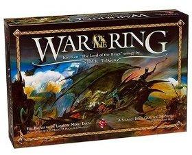 War of the Ringin ykköslaitoksen kansi
