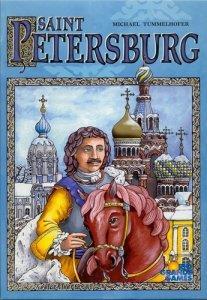 Saint Petersburg ensimmäisen laitoksen kansi