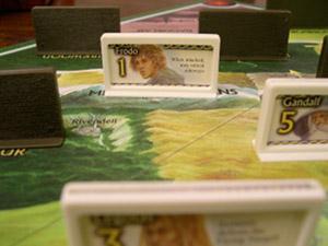 Frodo lähestyy Mordoria. Kuva: John Carlton