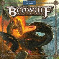 Beowulf the Legendin kansi
