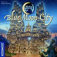 Blue Moon Cityn kansi
