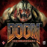 Doom-lautapelin kansi