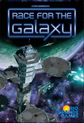 Race for the Galaxyn kansi