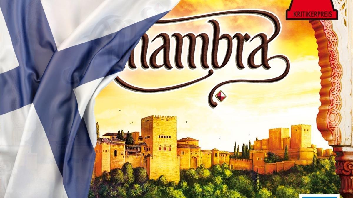 Alhambra suomeksi