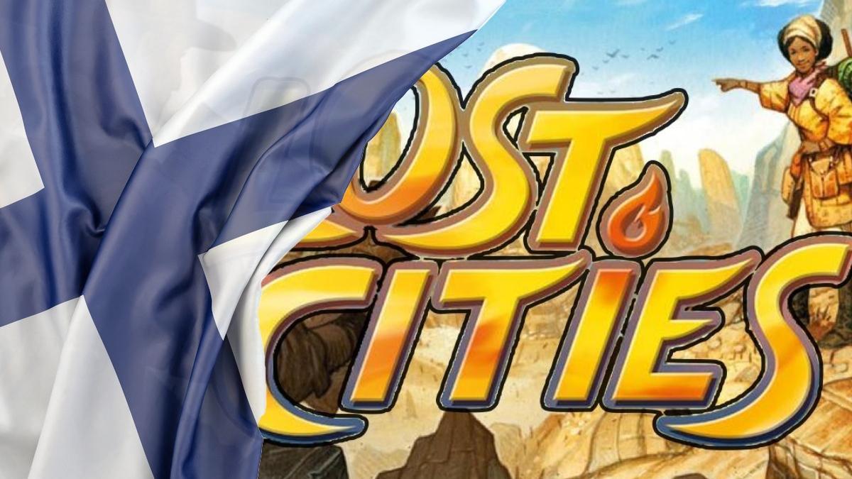 Lost Citiesin säännöt