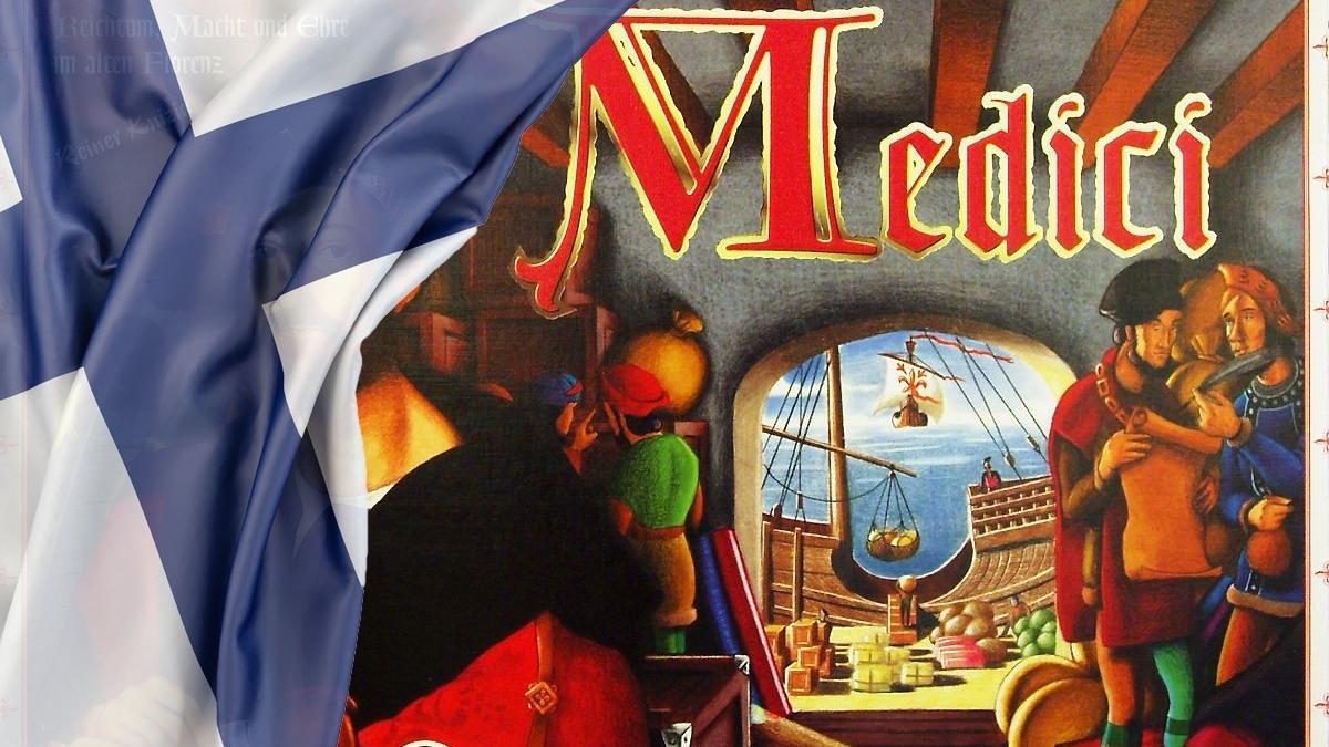 Medici suomeksi