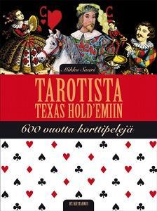 Tarotista texas hold'emiin -kirjan kansi