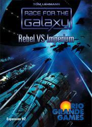 Rebel vs Imperiumin kansi