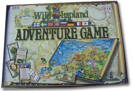 Wild Lapland Adventure Gamen kansi