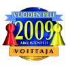 Vuoden aikuistenpeli 2009 -voittaja