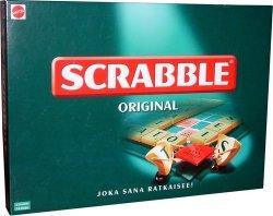 Scrabblen aikaisemman laitoksen kansi