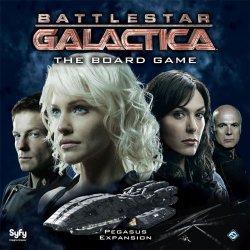 Battlestar Galactica: Pegasus Expansionin kansi