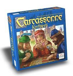 Carcassonne Korttipelin kansi
