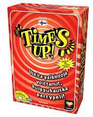 Time's Up! -pelin kansi