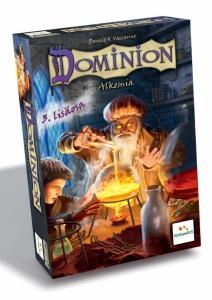 Dominion Alkemia -kansikuva