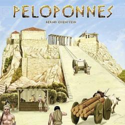 Peloponnes kansikuva
