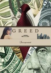 Greed, Incorporated -kansikuva
