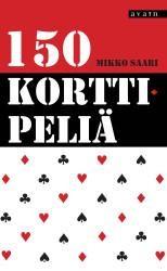 150 korttipeliä -kirjan kansi
