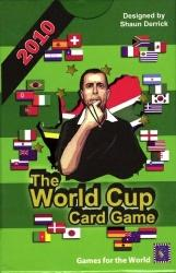 The World Cup Card Game 2010 -pelin kansi
