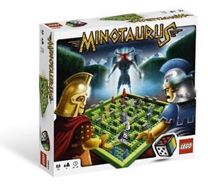 Minotaurus-pelin kansikuva