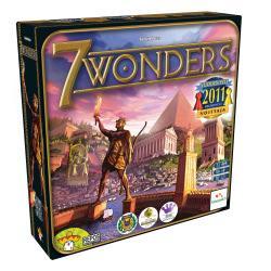 7 Wondersin kansi