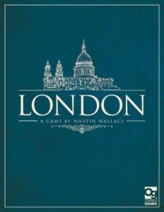 London 2nd Editionin kansi