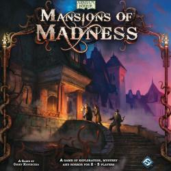 Mansions of Madness kansikuva