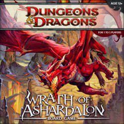 D & D: Wrath of Ashardalonin kansi
