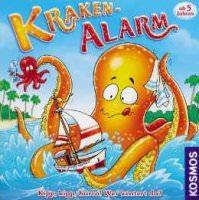 Kraken-Alarmin kansikuva