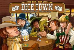 Dice Townin kansi