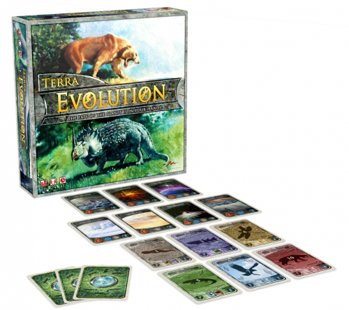 Terra Evolution. Kuva: Mindwarrior Games