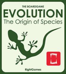 Evolutionin kansi