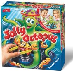 Jolly Octopusin kansi
