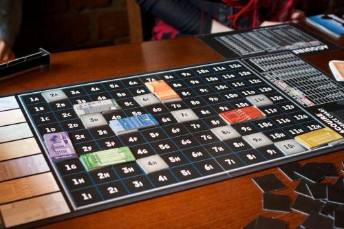 Pelin alkuvaiheet (vuoden 2008 laitos). Kuva: Mikko Saari