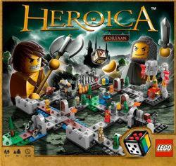 Heroica: Castle Fortaan