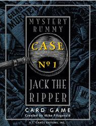 Mystery Rummy: Jack the Ripperin kansi