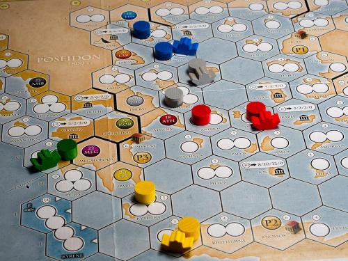 Pelin alkuvaiheita. Kuva: Mikko Saari