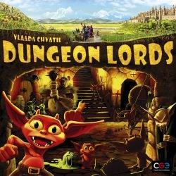 Dungeon Lordsin kansi