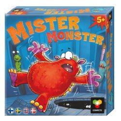 Mister Monsterin kansi