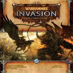 Warhammer: Invasionin kansi