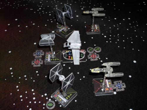 Lisäosien alukset tuovat peliin vaihtelua. Kuva: Fred Hartig / BGG